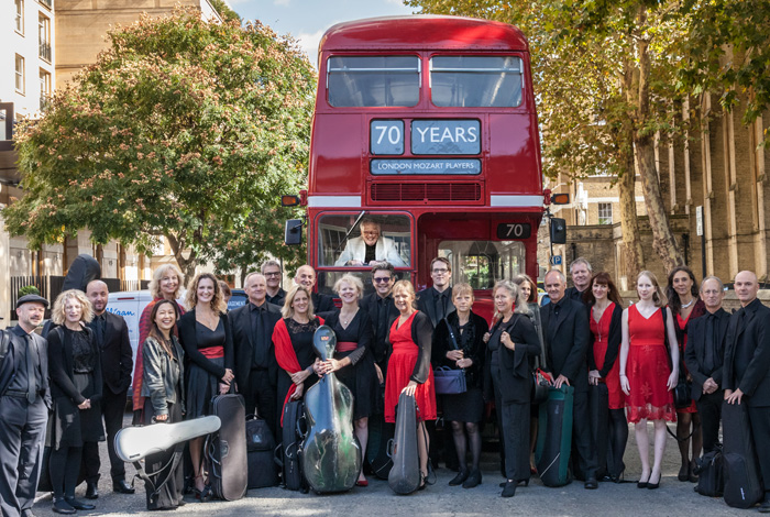 London Mozart Players – #SaturdaySessions