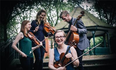 Consone Quartet - Newbury Spring Festival