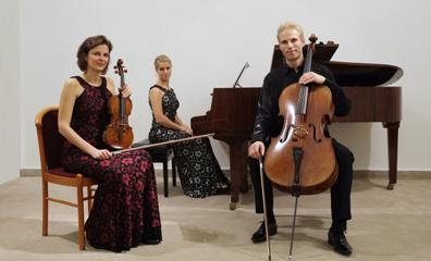 Kinsky Trio Prague - Newbury Spring Festival