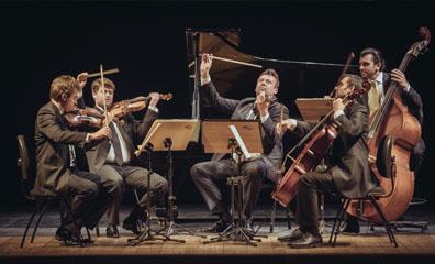 Wiener Kammersymphonie - Newbury Spring Festival