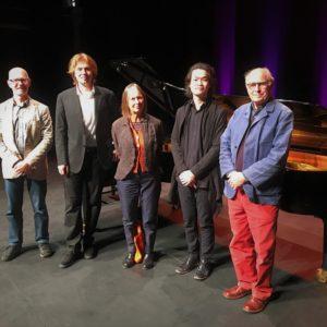Sheepdrove Piano Compeition Winners 2021